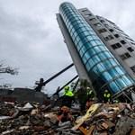 15 év földrengése 45 másodpercben