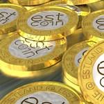 Veszélyben az euró? Az észtek lesöpörhetik még a Bitcoint is