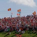 Hungaroring: az eső betehet, de közel a 200 ezer nézőhöz