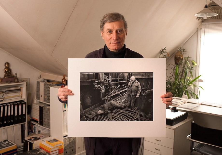 Legendás magyar fotósok otthonaikban - Nagyítás-fotógaléria