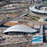 London 2012: lenyűgöző képek az épülő stadionokról