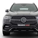370 lóerős dízelmotor a Mercedes GLE divatterepjáróban