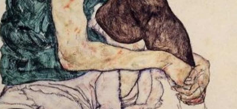 Zseniálisan néznek ki Schiele, Klimt és mások festményei újragondolva