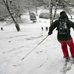 Leginkább Zakopanéban szeretnek síelni a magyarok