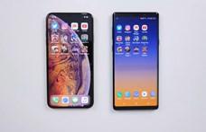 Itt a sebességteszt: egymásnak eresztették a legjobb iPhone-t és a legütősebb Samsungot