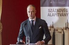 A londoni magyar nagykövet nem tud leállni a cégalapítással