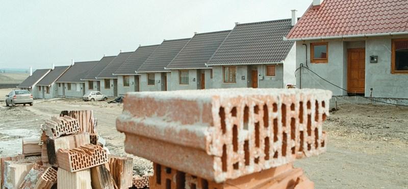 Új ötlet a bedőlt építőipar megmentésére