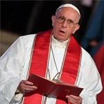 A koncentrációs lágerekhez hasonlította a menekülttáborokat a pápa