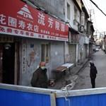 Semmitmondó magyarázatot adott Peking arra, miért nem engedik be a WHO kutatócsoportját