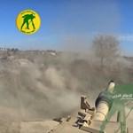 Tankra szerelt GoPro segítségével megnézheti, hogyan űzik ki az ISIS-t Irakból