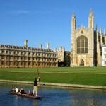Cambridge ebben jobbnak bizonyult az Oxfordnál