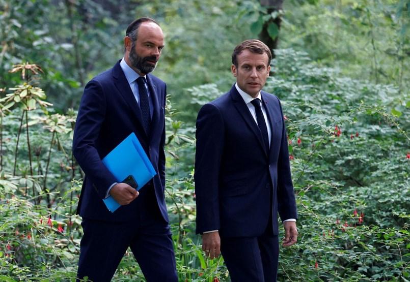 Macron most pont a leendő vetélytársától szabadulhatott meg
