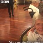 George Clooney meglátogatta 87 éves rajongóját egy idősotthonban - videó