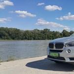 BMW X5 40e teszt: elefánt a porcelánboltban