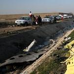 Így lőtték le az ukrán utasszállítót Iránban
