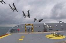 Egyhuzamban 3,5 órán át képes repülni az új holland drón – videó