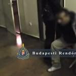 Videó: elfogták az idős nénit a Keletinél csak úgy kiütő férfit
