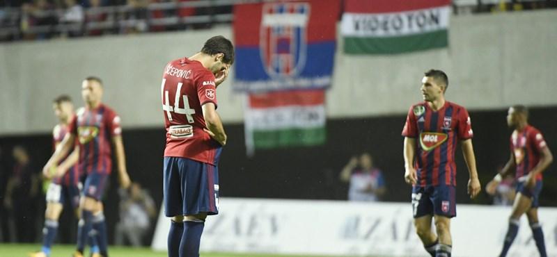 Két edző is távozott a Videotontól