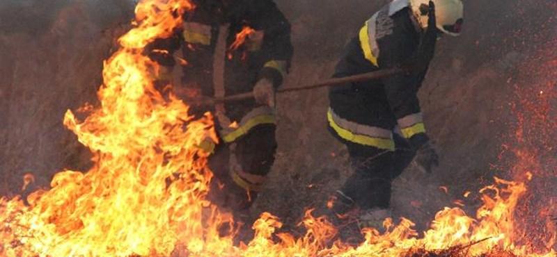 Nyolcan meghaltak egy csehországi idősotthonban keletkezett tűz során