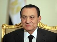 Meghalt Hoszni Mubarak volt egyiptomi elnök