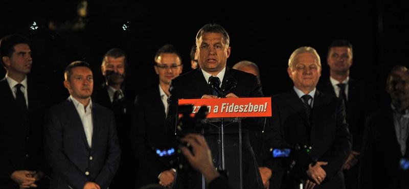 Orbán: Magyarország győzött, alulmaradt a cinizmus