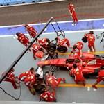 Forma-1: Alonso a szingapúri éjszakában menekül a riválisok elől