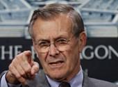 Donald Rumsfeld es un luchador por la libertad