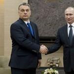 Putyin és Orbán 2019-ig meghosszabbították a gázszerződést