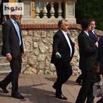 """Orbán Viktor Pécsett: """"Aki megcsinálta a bajt, az csinálja meg a rendet is"""""""
