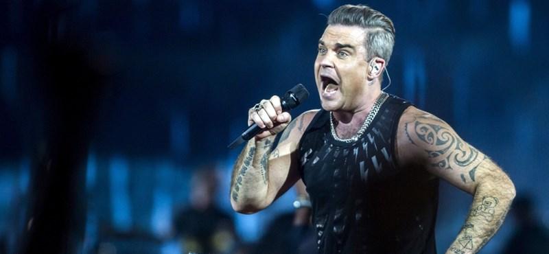Robbie Williams akkor most eladta a lelkét Putyinnak?