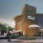 Ilyen lesz a dubaji Expo magyar pavilonja