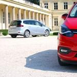Kipróbáltuk a megújult Opel Zafirát, amit nem érdemes ellopni