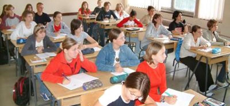 Hány pontot érnél el a középiskolai felvételin? Itt vannak a feladatok és a megoldások