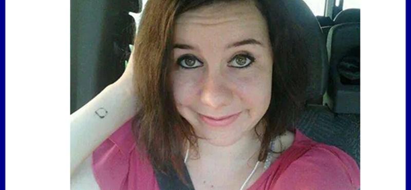 Fotó: Előkerült az eltűnt 17 éves lány