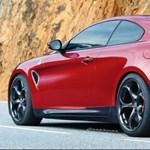 Ha igaz, Forma–1-es technikával lesz 650 lóerős az Alfa Romeo Giulia kupé