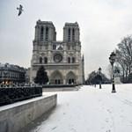 Lecserélik a Notre-Dame harangjait