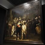 Megdöbbentő változáson esett át Rembrandt Éjszakai őrjárata