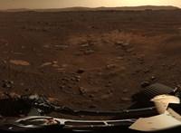 Lélegzetelálló fotót küldött haza a Perseverance a Marsról