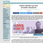 XVI. kerületi lap: Az Együtt politikusa rossz volt az ágyban, mert három lánya van