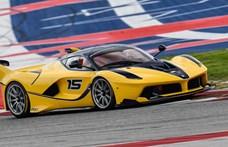 Videó: Ilyen a Ferrarizás csúcsa, a Corse Clienti