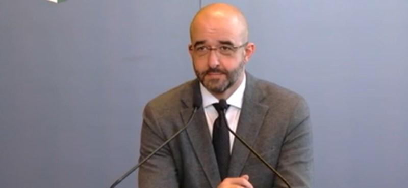 Kovács Zoltán: Nem támogatjuk Webert