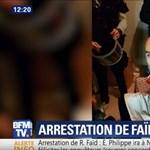 Elkapták a legismertebb francia gengsztert, aki helikopterrel szökött meg egy börtönből