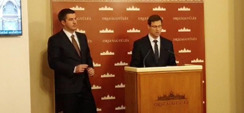 Elképzelhető, hogy a Fidesznek a kétharmadhoz is szüksége lesz az ellenzék segítségére
