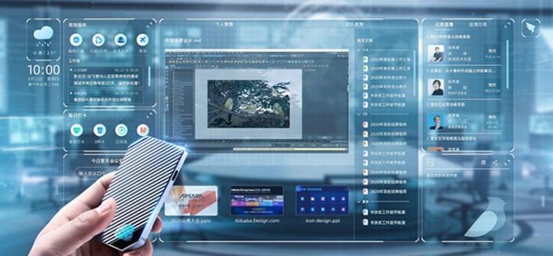 Az Alibaba bemutatta az új PC-t, azt mondják, mindenki ilyet akar majd