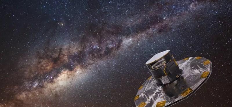 Több mint 1,5 milliárd csillag: megjelent az eddigi legnagyobb 3D-térkép a Tejútrendszerről