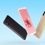 Fotók: hangzatos elnevezésű, valóban szép színekben érkezik a Xiaomi Mi 6X