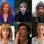 Elképesztő átalakulások: Cate Blanchett 13 szerepet játszik egy filmben