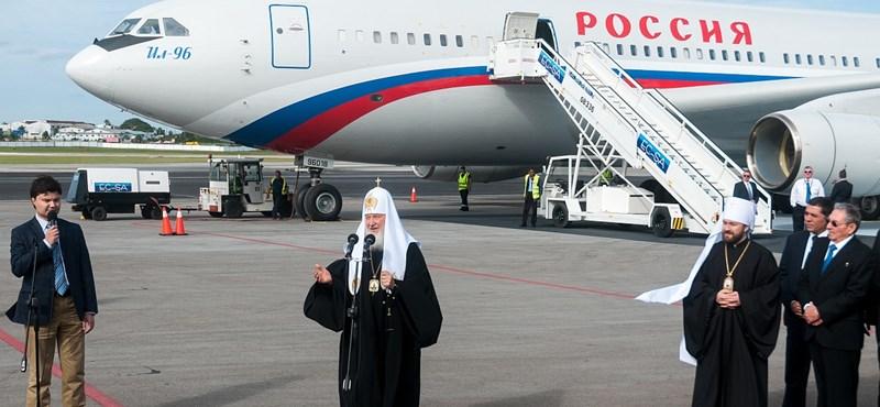 Ukrajna miatt összeveszett a moszkvai és a konstantinápolyi pátriárka