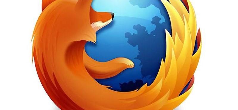 Sokkal gyorsabb az új Firefox