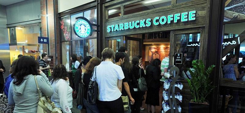 Amerikai elnök akar lenni a volt Starbucks-vezér